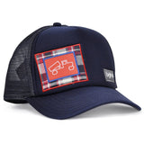 Casquette : Original Navy Red Label