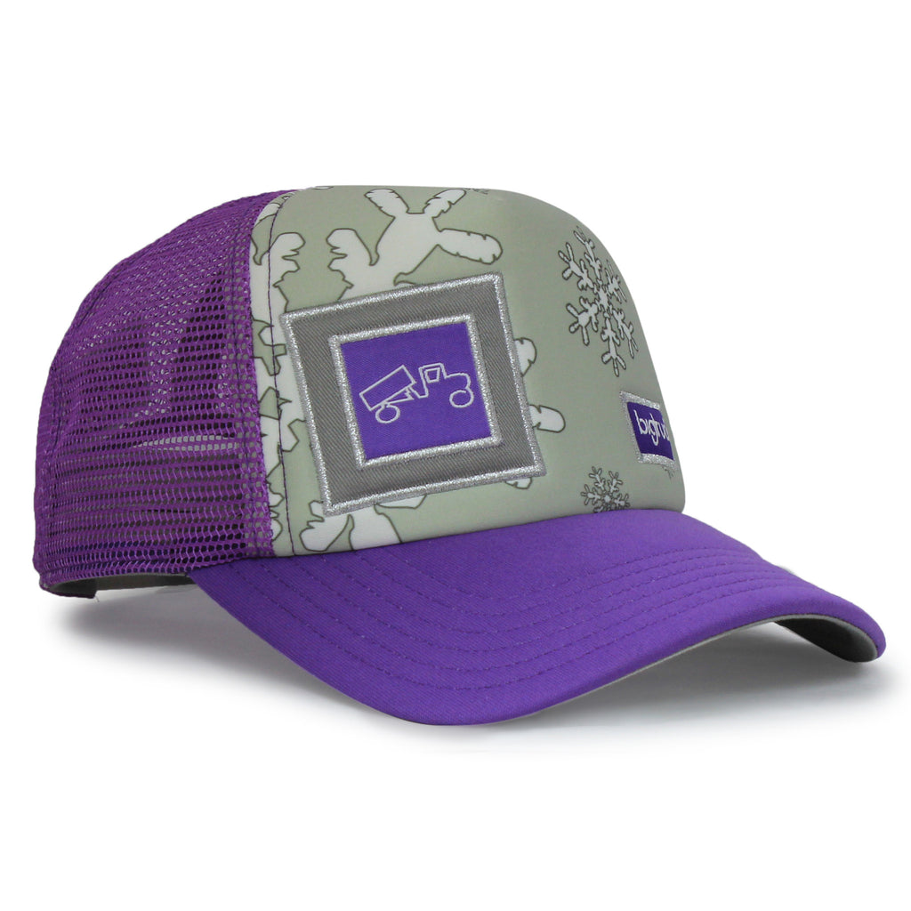Casquette : Original Toddler Purple