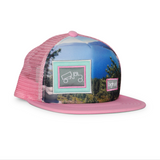 Casquette : Original Kids Sublimated Lake View Pink