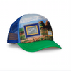 Casquette : Original Kids Toddler Sublimated Camel Green