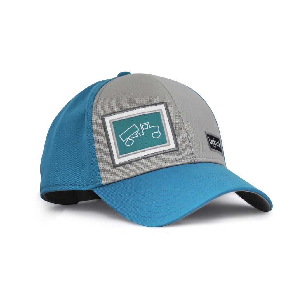 Casquette : Traditional Jade Front