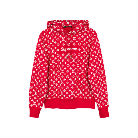 Louis Vuitton x Supreme Sweater - XXS - Fashionably Yours Design Consignment