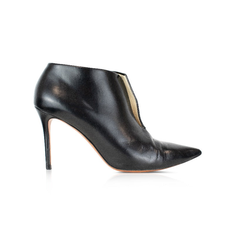 Celine Ankle Boots - 38.5 - Fashionably Yours Design Consignment