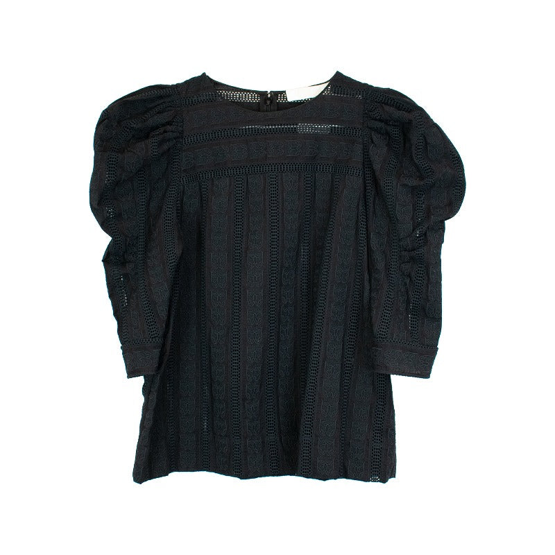 Chloe Blouse - 36 - Fashionably Yours Design Consignment