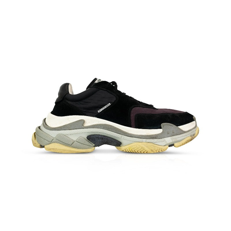 Balenciaga 'Triple S' Sneakers - 45 - Fashionably Yours Design Consignment