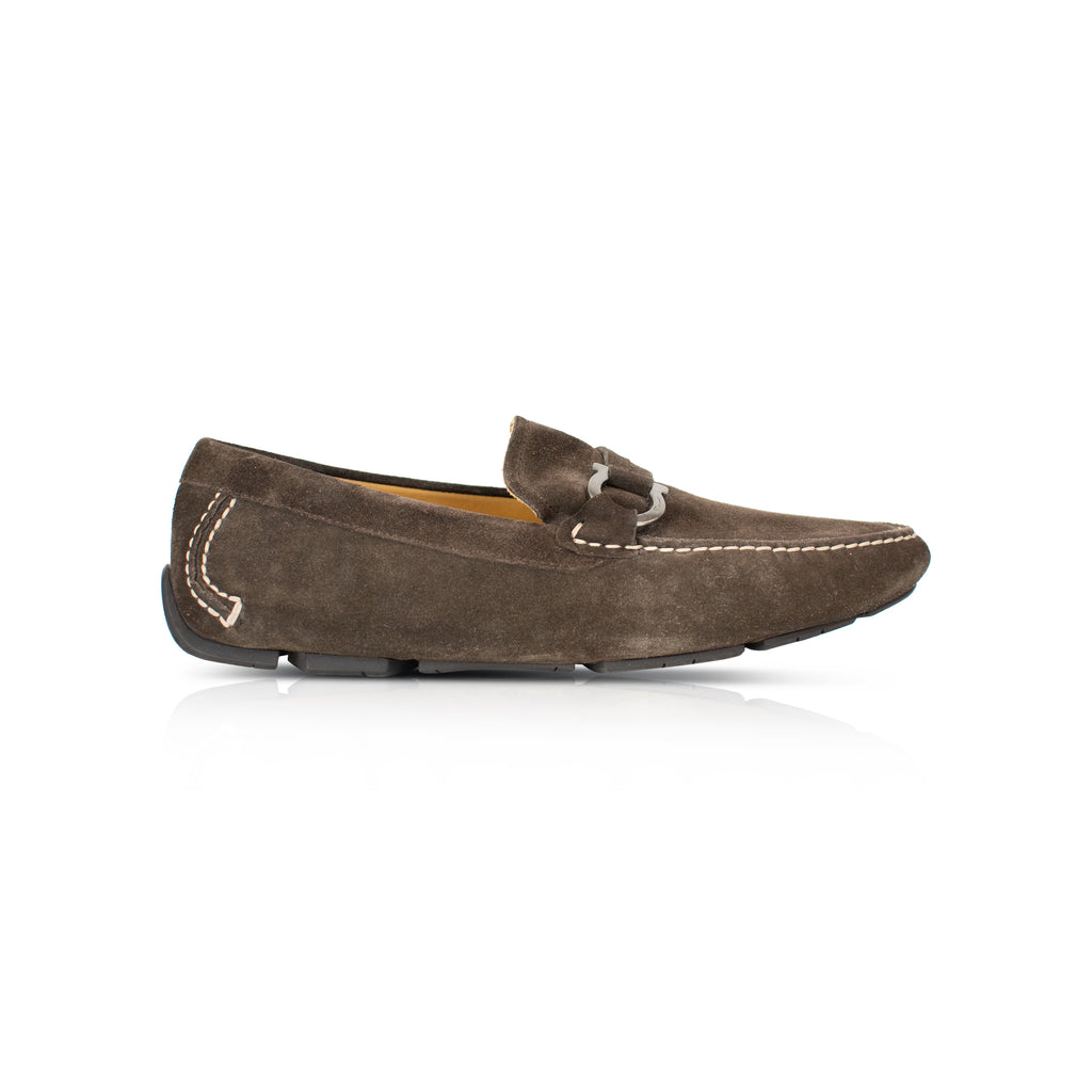 Salvatore Ferragamo Drivers - Men's 9 - Fashionably Yours Design Consignment