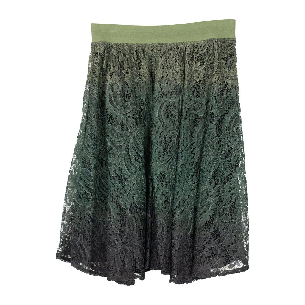 Sisley Lace Skirt - 38 - Fashionably Yours Design Consignment