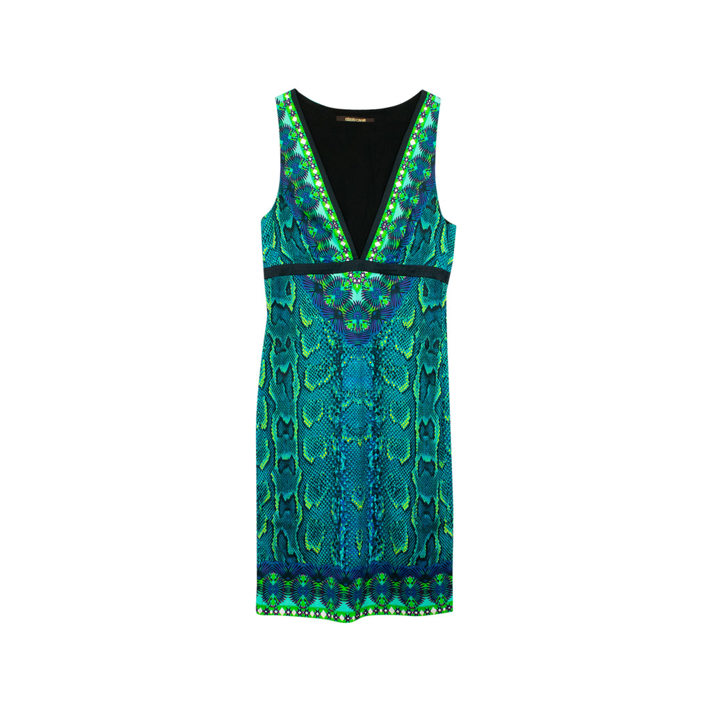 Roberto Cavalli Dress - 40 - Fashionably Yours Design Consignment