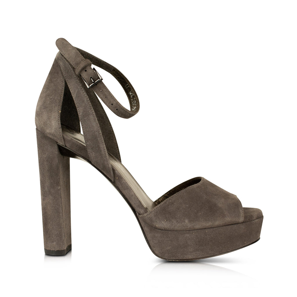 Stuart Weitzman Platform Sandals - 8 - Fashionably Yours Design Consignment
