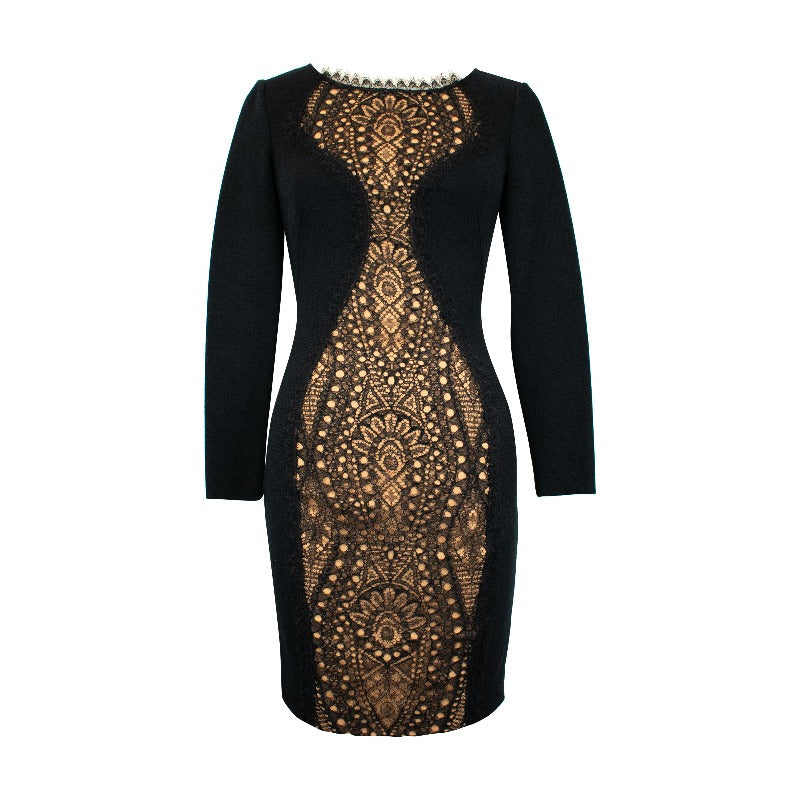 Emilio Pucci Lace Dress - 36 - Fashionably Yours Design Consignment