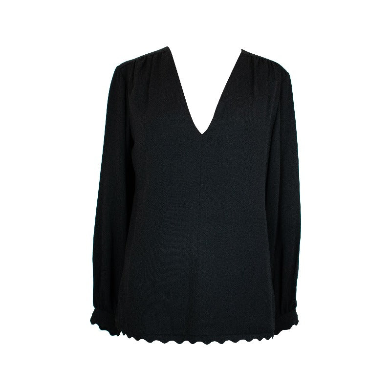 Chloe 'Cady' Blouse - 38 - Fashionably Yours Design Consignment