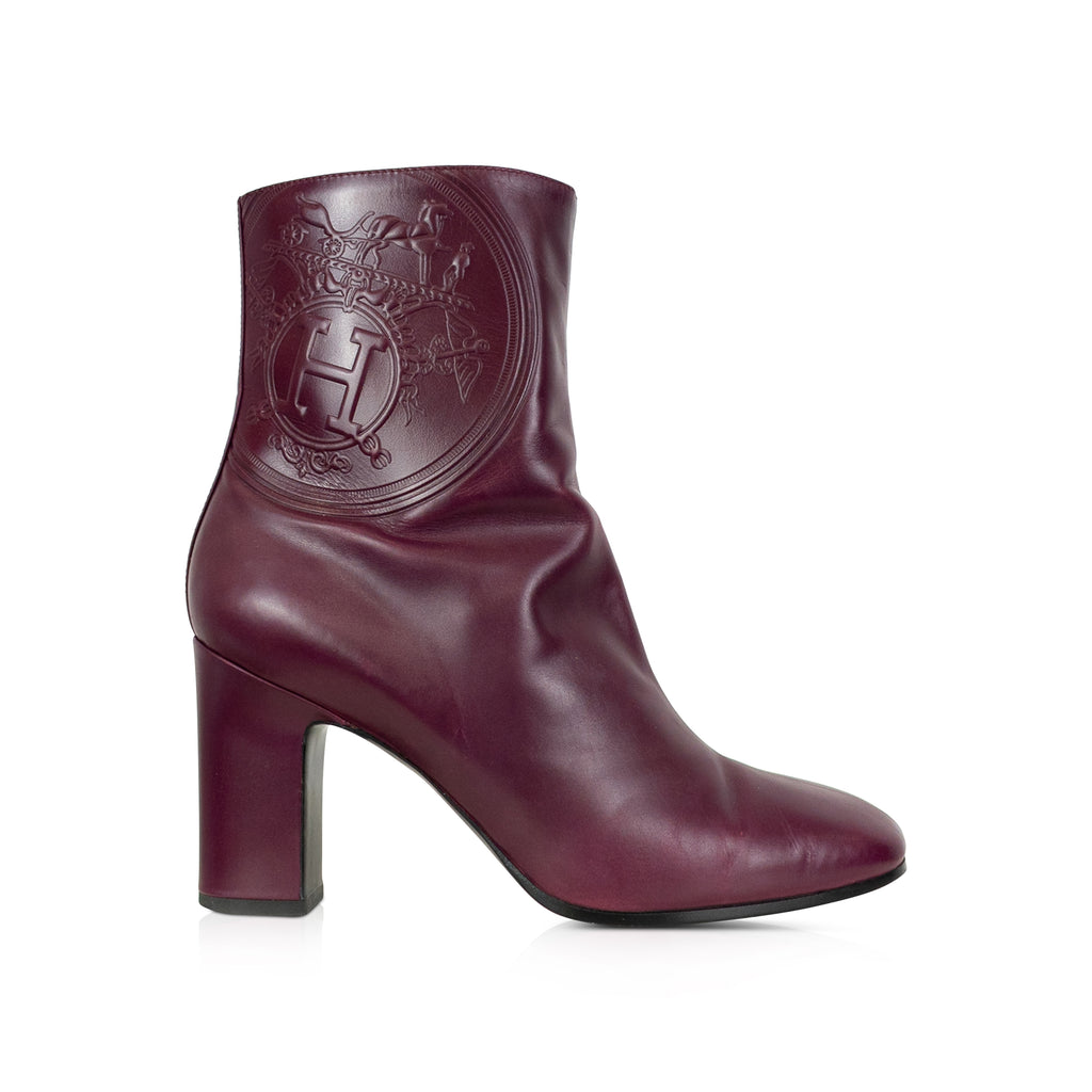 Hermes 'Nadia' Boots - 39 - Fashionably Yours