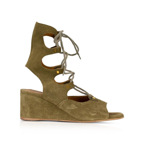 Chloe 'Foster' Sandals - 39 - Fashionably Yours