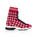 Fendi 'Rockoko' Sock Sneakers - 37 - Fashionably Yours Design Consignment