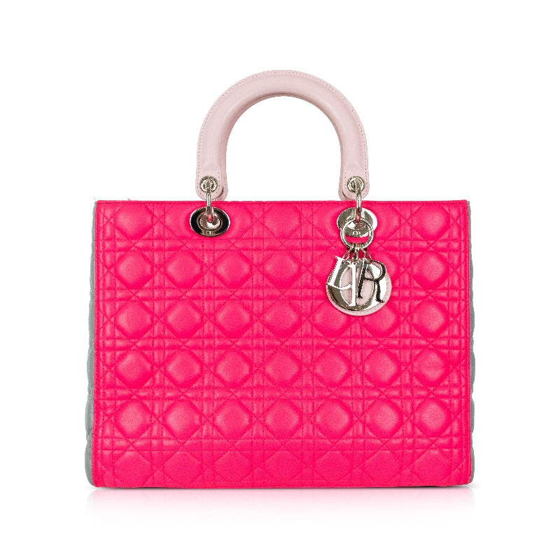 Christian Dior 'Lady Dior' Bag - Fashionably Yours