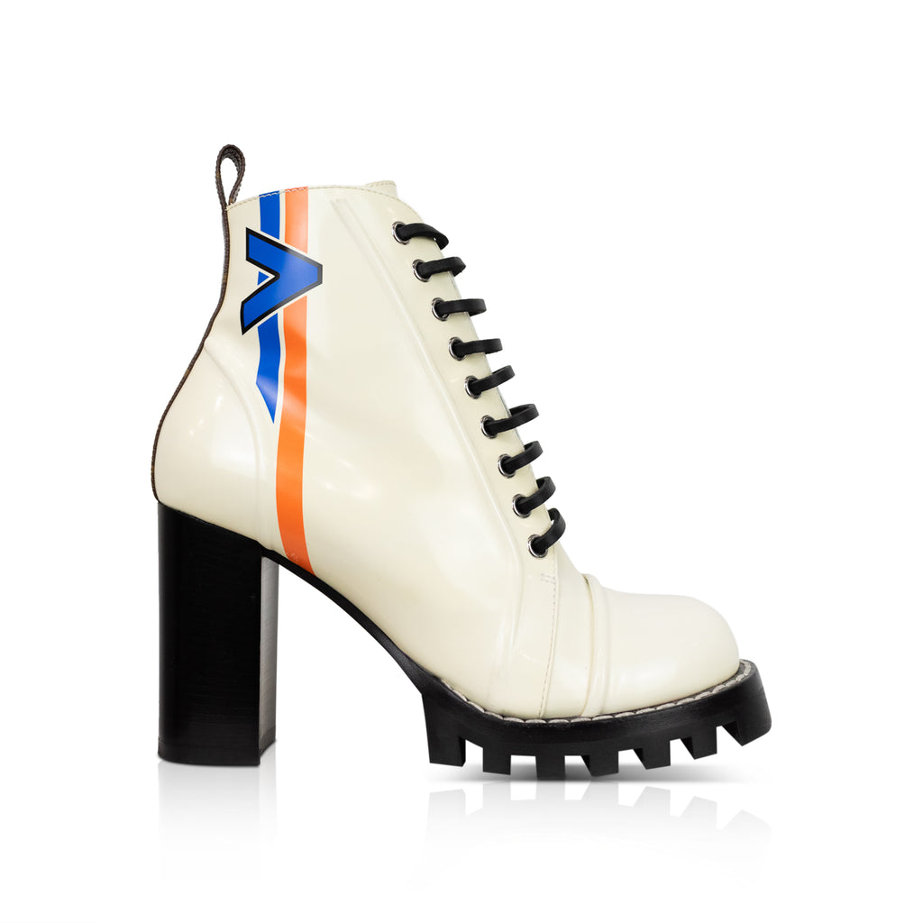 Louis Vuitton 'Star Trail' Boots - 38 - Fashionably Yours