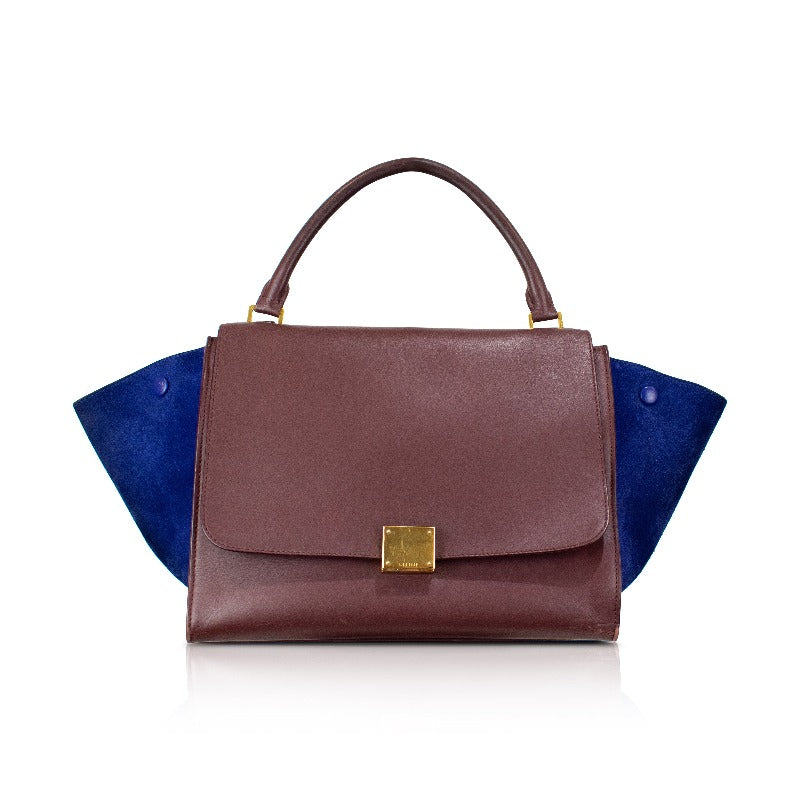 Celine 'Trapeze' Bag - Fashionably Yours Design Consignment