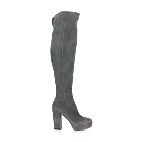 Gianvito Rossi 'Temple 105' Boots - 37 - Fashionably Yours Design Consignment