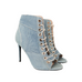 Barbara Bui Lace-Up Heels - 39.5 - Fashionably Yours Design Consignment