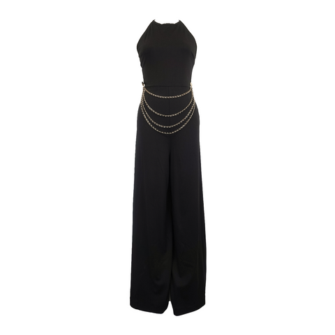 Pierre Balmain Jumpsuit - 36 - Fashionably Yours Design Consignment