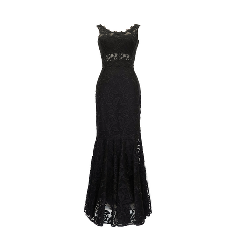 Dolce & Gabbana Lace Gown - 38 - Fashionably Yours Design Consignment