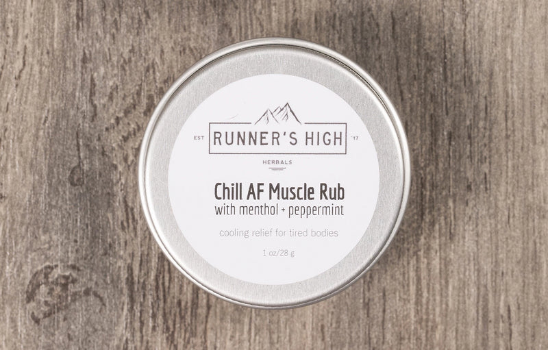 Chill AF - Muscle Rub