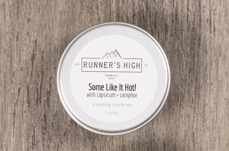 Some Like it Hot - Herbal Rub