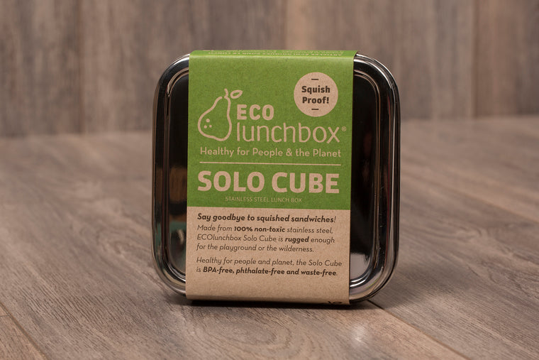 Eco Lunch Box - Solo Cube
