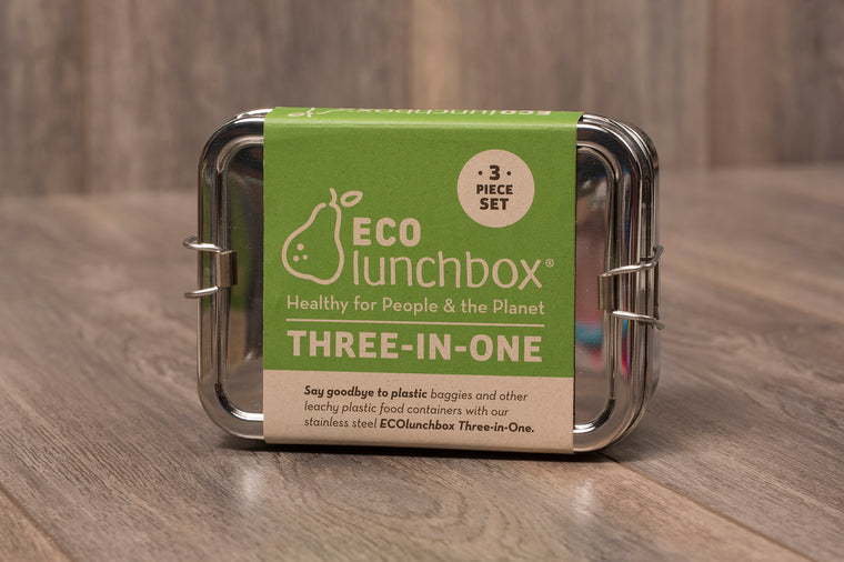 Eco Lunch Box - 3 in 1
