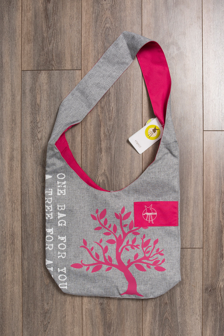 Shopping Bag - Magenta