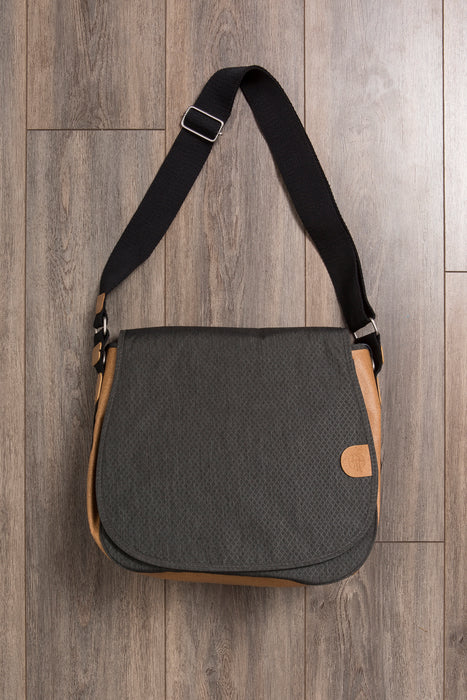 Messenger Bag - Dad Diaper Bag - Laptop Bag