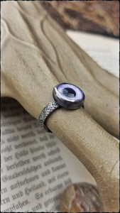 Monster Mash~eyeball ring size 8 ~