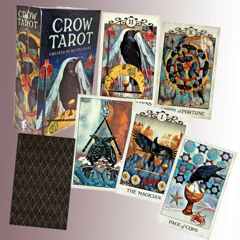 Crow Tarot Deck~