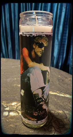 Layne Staley {Alice In Chains} devotional candle~