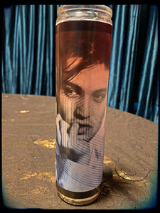 Johnny Depp devotional candle~