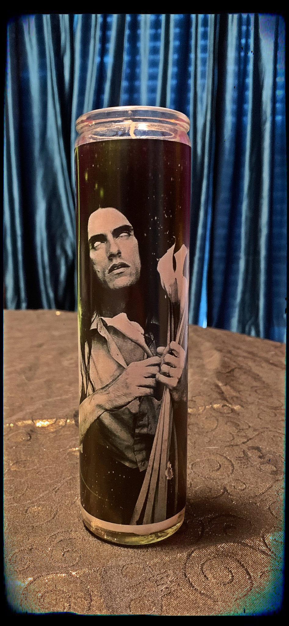 Peter Steele devotional candle~