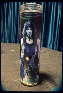 Kate Bush devotional candle~