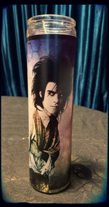 Nick Cave devotional candle~