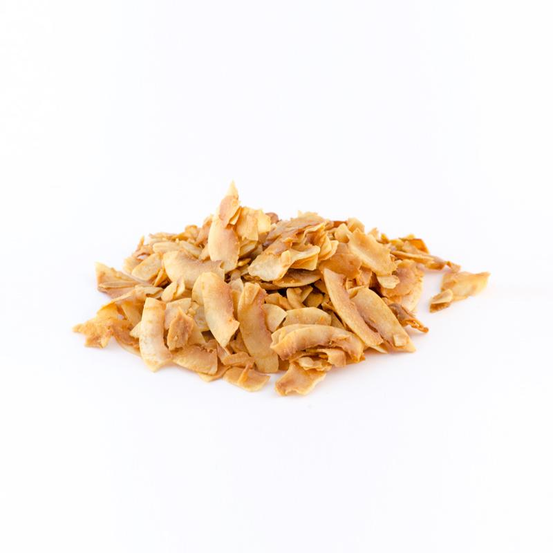 organic maple toasted coconut chips