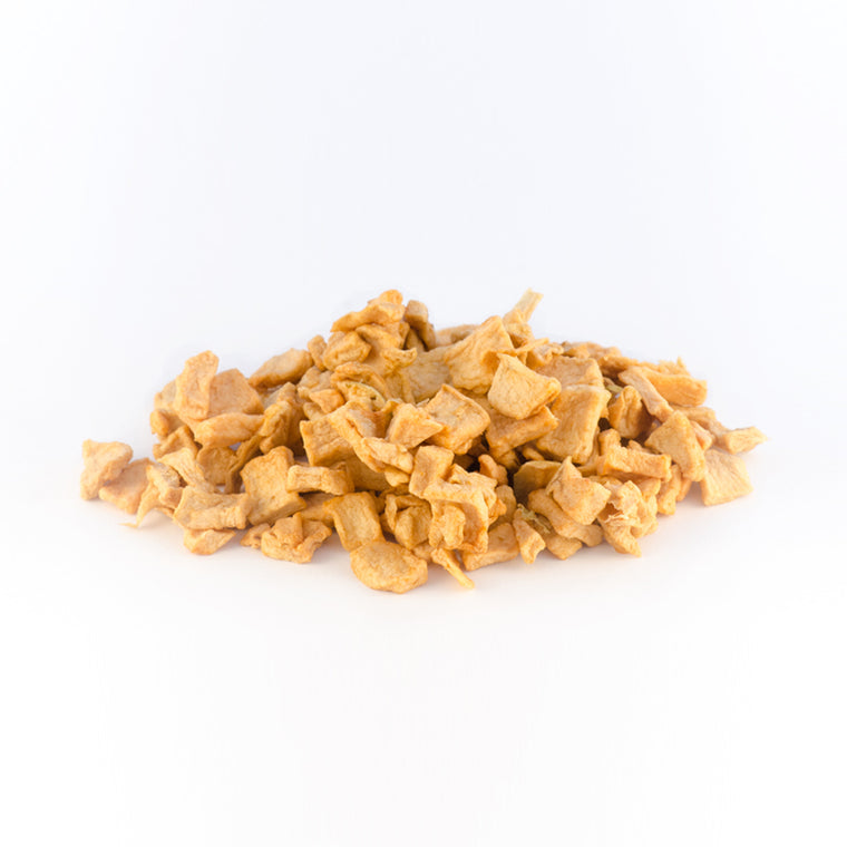 Organic Diced Dried Apples