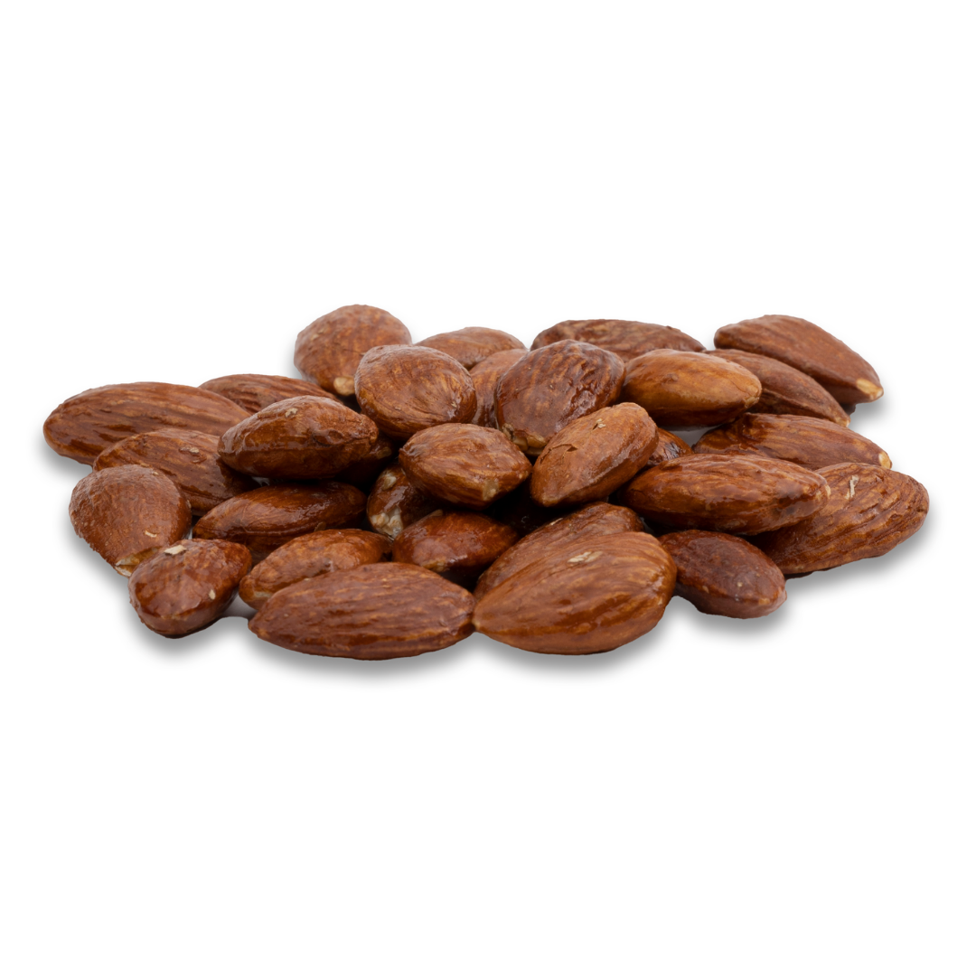 Maple Smoked Almonds