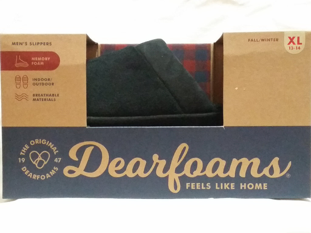 Dearfoams Slippers (Men's) - ShopSmartMarket