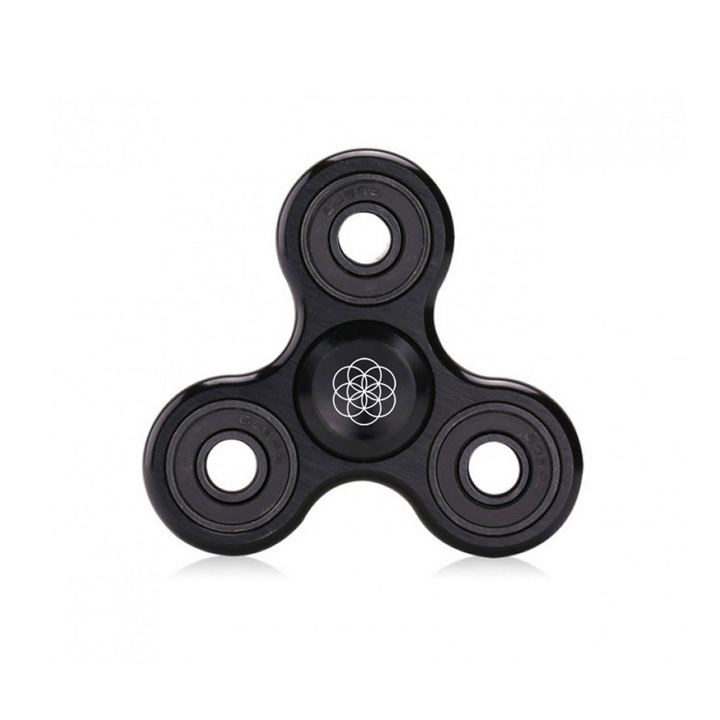 Premium Aluminum Alloy Spinner Fidget - Ultra High Speed Tri-Spinner Fidget Toy - ShopSmartMarket
