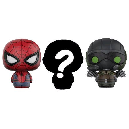 Spider-Man: Homecoming Pint Size Heroes Mini-Figure 3-Pack - ShopSmartMarket