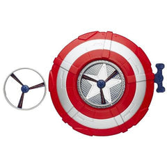 MARVEL AVENGERS AGE OF ULTRON CAPTAIN AMERICA STAR LAUNCH SHIELD - ShopSmartMarket