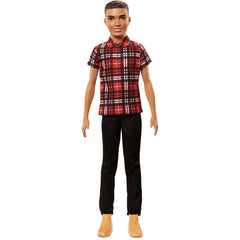 Ken® Fashionistas® Doll 9 Plaid on Point - Slim - ShopSmartMarket