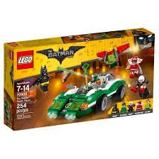 Batman Movie The Riddler Riddle Racer LEGO 70903 - ShopSmartMarket