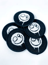Smiley Iron-on Patches