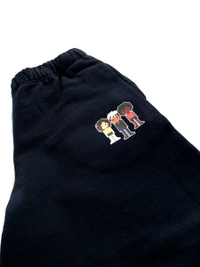 Pixel Girls Sweats