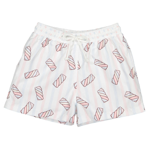 Marshmallows Swim Trunks